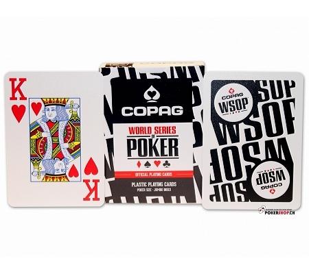 Copag WSOP Schwarz