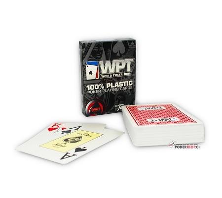 Fournier WPT Rot