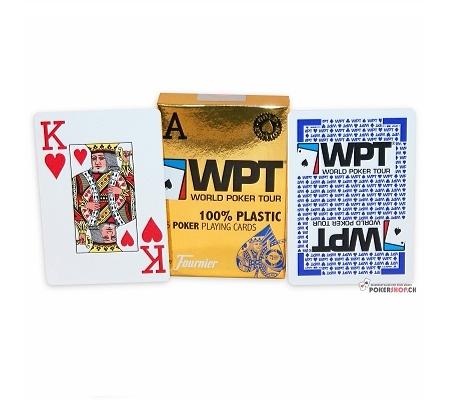 Fournier WPT Gold Edition Blau