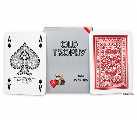 Modiano Old Trophy Rot