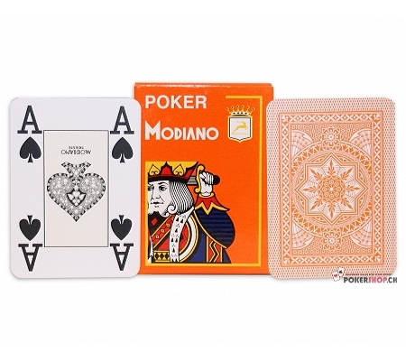 Modiano Cristallo Orange