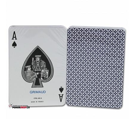 """Grimaud """"Card Casino"""" Blau"""