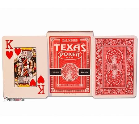 Dal Negro Texas Poker Monkey Rot
