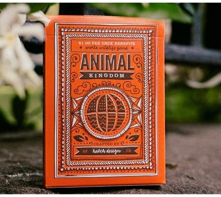 Theory11 Animal Kingdom Deck