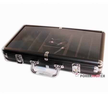 Koffer mit Plexiglasdeckel 300..