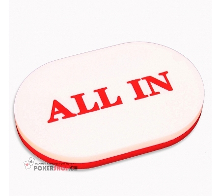 ALL IN Button zweifarbig