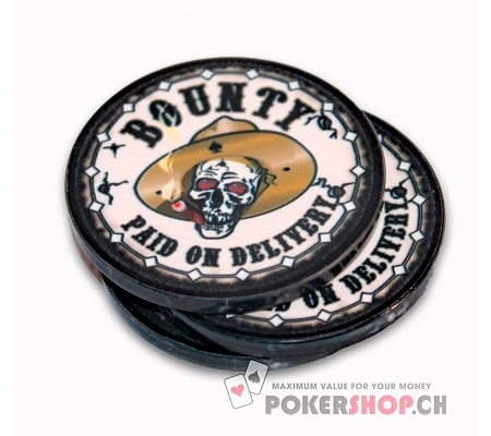 "Bounty Chip ""Nevada Jack"""