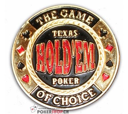 Card Protector Texas Holdem