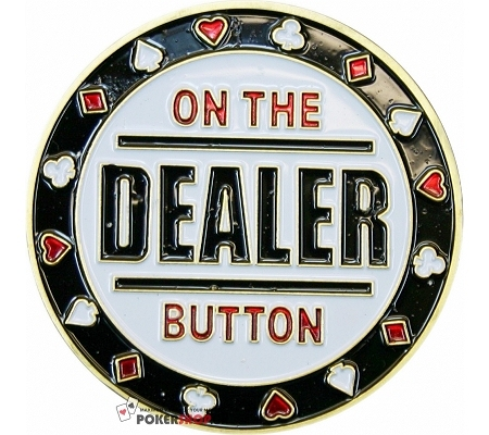 Card Protector / Dealer Button..