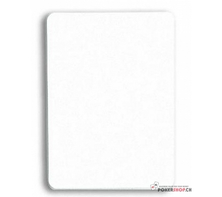 Cut Card Poker Size Weiss