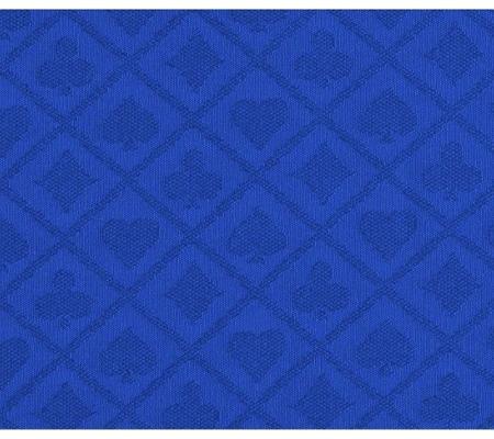 Pokertuch Speed Cloth Blau