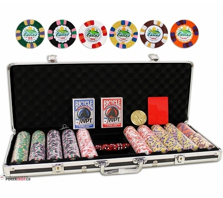500er Set Joker Casino - Turni..