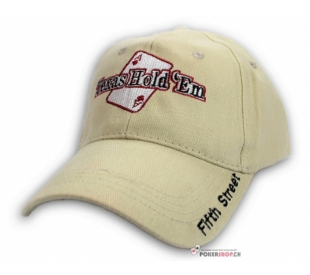 "Cap ""Fifth Street"""