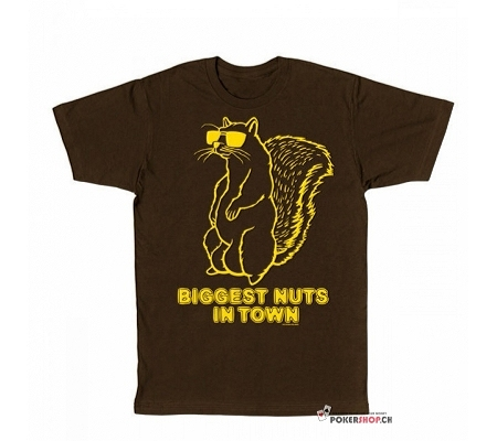 Biggest Nuts in Town T-Shirt
