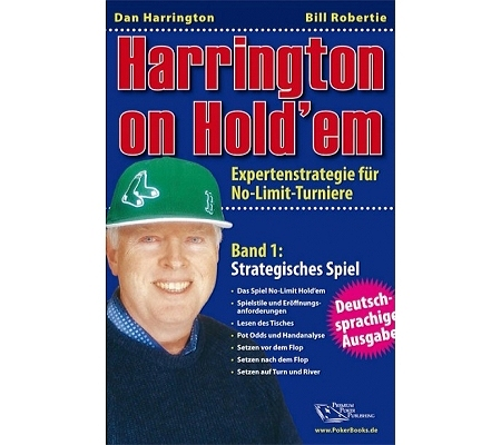 Harrington on Hold'em - Band 1