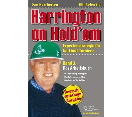 Harrington on Hold'em - Band 3