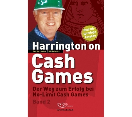 Harrington On Cash Games - Ban..