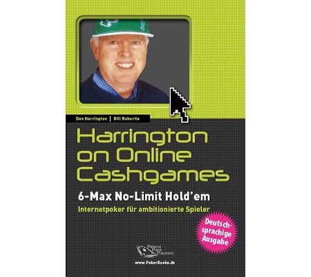 Harrington on Online Cashgames