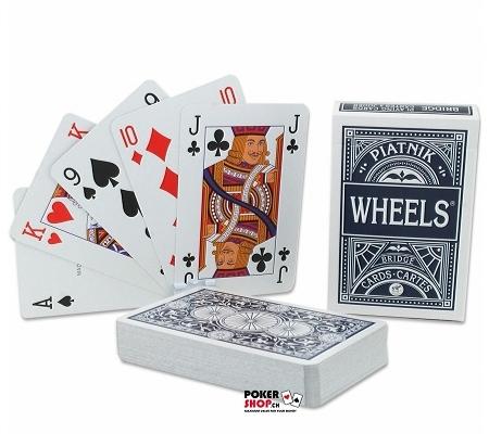 Piatnik Wheels Bridge Karten B..