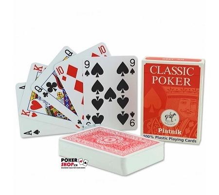 Piatnik Pokerkarten Standard I..