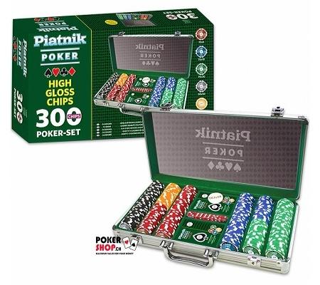 Piatnik 300er Luxus Pokerkoffer