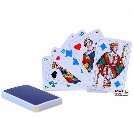 AGM Luxus Piquetkarten mit Gol..