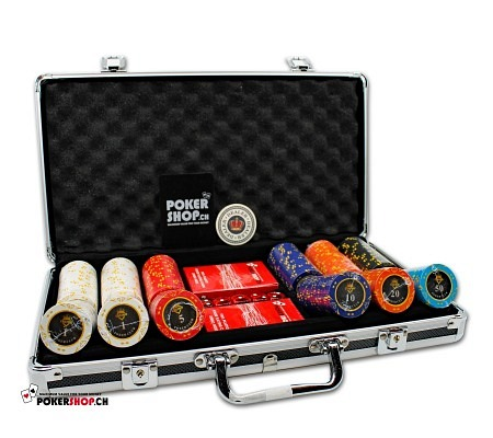 300er Set Poker Club Diamond -..