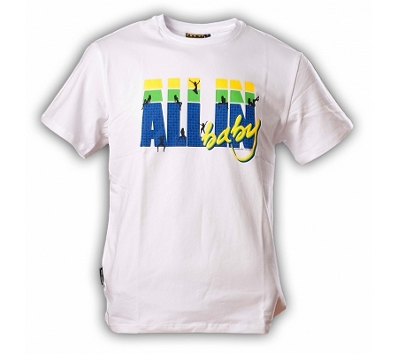 "Gamble Wear Shirt ""ALL In Baby.."