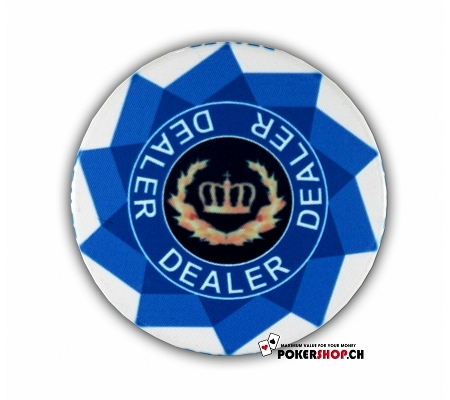 "Keramik Dealer Button ""Caesars.."