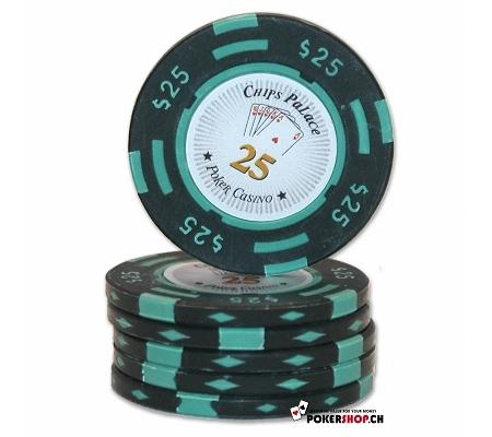 25$ Palace Chip
