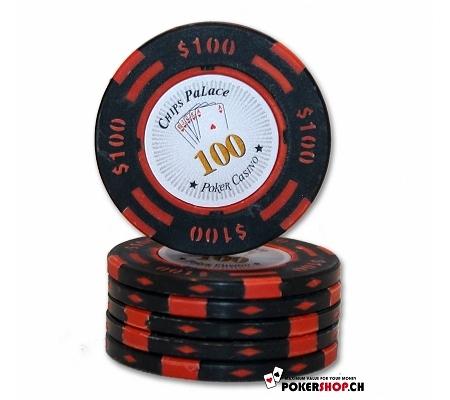100$ Palace Chip
