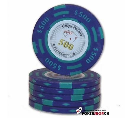 500$ Palace Chip