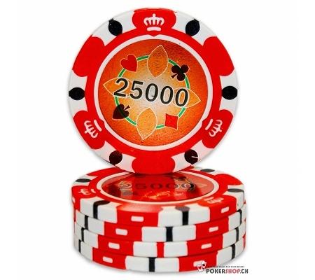 25000 Crown Casino Chip