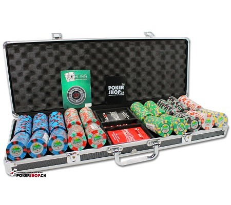 Joker Casino 500er Cash Game Set