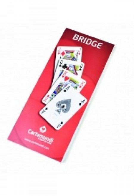 Cartamundi Bridgeblock 210x90 mm