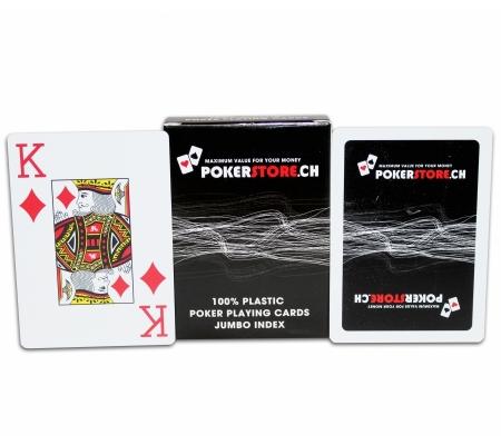 PokerStore Karten Schwarz