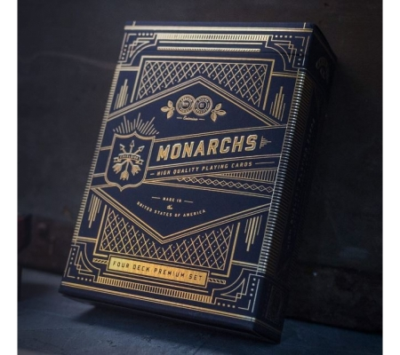 Theory11 Monarchs Deck