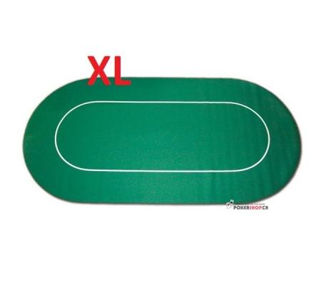 XL Tischauflage Rubber Grün
