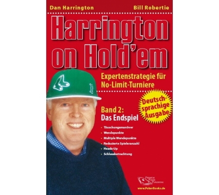 Harrington on Hold'em - Band 2