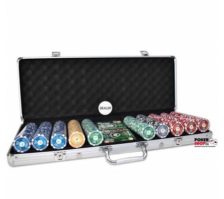 Piatnik 500er Luxus Pokerkoffer