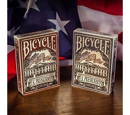 "Bicycle ""US Presidents"" Rot"