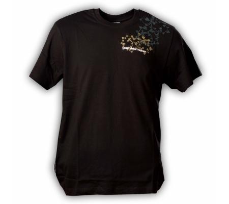 """Gamble Wear Shirt """"Bushes"""" Schwarz"""