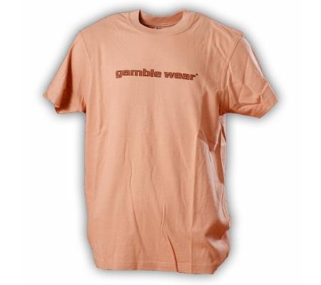 """Gamble Wear Shirt """"Old Scool"""" Beige"""
