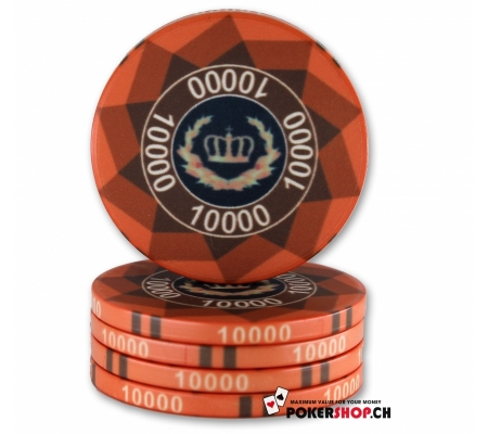 "10'000 ""Caesars Crown Edition"" Chip"