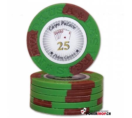 25 Las Vegas Palace Chip