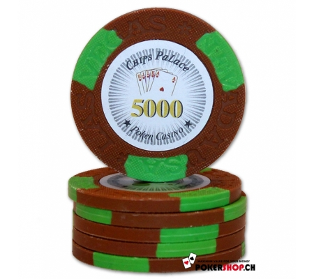 5000 Las Vegas Palace Chip