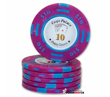10$ Palace Chip