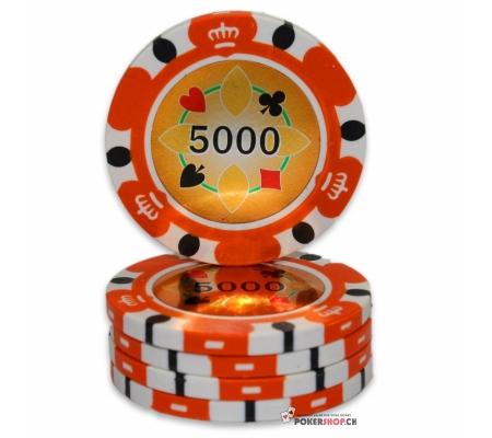 5000 Crown Casino Chip