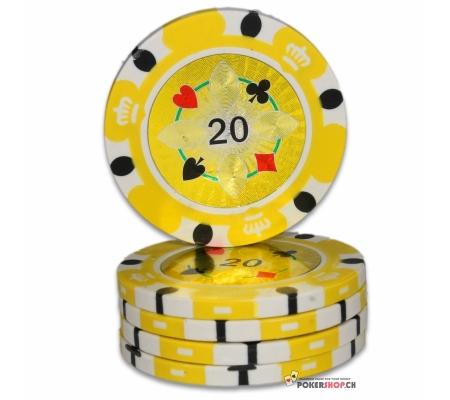 20 Crown Casino Chip