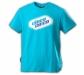 """Gamble Wear Shirt """"Cinco Cinco"""" Hellblau Grösse XL"""